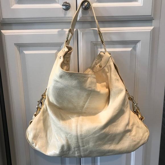 Rebecca Minkoff Handbags - Rebecca Minkoff cream handbag